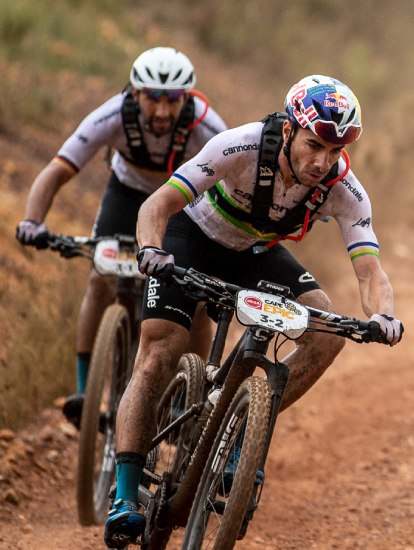 CANNONDALE FACTORY RACING TEAM – IT'S A GAME CHANGER USING A HYDRATION BACKPACK